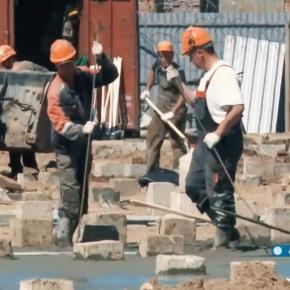 ООО «Регион-лес» начало строительство цеха пеллетного производства, следующий этап - возведение лесопильного комплекса