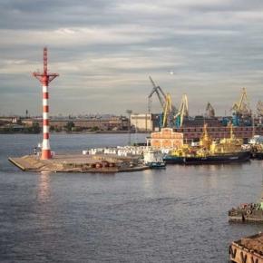 Морской порт Санкт-Петербург увеличил перевалку древесных пеллет на 45% в 1 пол. 2020 г.