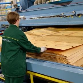 Российский экспорт фанеры увеличился на 4,7% в 1 пол. 2020 г.