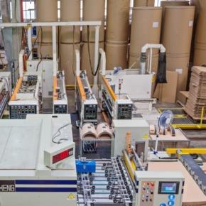 GS Group объявил о планах инвестировать в направление по производству упаковки из литой бумажной массы на «Первой картонажной фабрике» до полумиллиарда рублей
