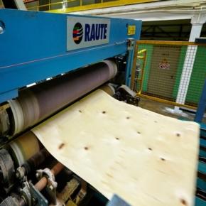 Raute поставит технологическое оборудование для производства фанеры на предприятие ООО «Плитвуд» в п. Вохтога