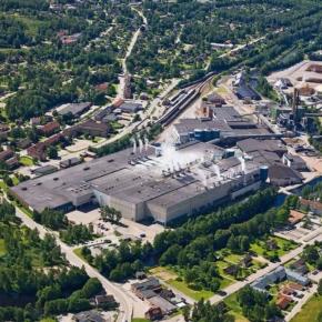 Stora Enso остановит одну из БДМ фабрики Hylte в Швеции