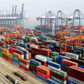 Нехватка контейнеров между Китаем и Европой вызвала серьезный рост морских грузоперевозок