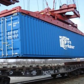 «ТрансКонтейнер» совместно с Global Ports запустили ускоренную доставку пеллет из Сибири в Европу