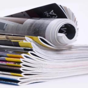 Euro Graph: в сентябре 2020 г. снижается спрос на журнальную бумагу в Европе