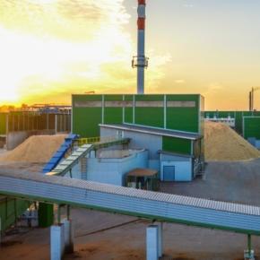 В Пестовский ЛПК поступило оборудование для конвейерной загрузки пеллет в контейнеры