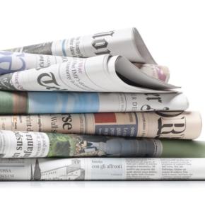Всентябре 2020 г. спрос на газетную бумагу в Европесократился на 17,3%