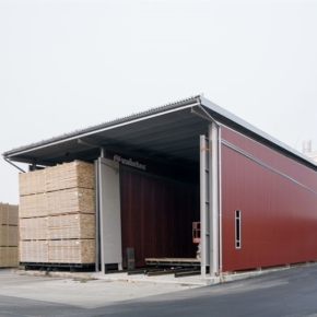 Valutec установит четыре сушильные камеры на заводе Best Wood Schneider в Германии