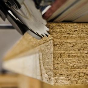 Россия сократила производство древесных плит в январе-ноябре 2020 г.