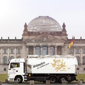 В 2020 г. производство пеллет в Германии увеличилось на 9,9%