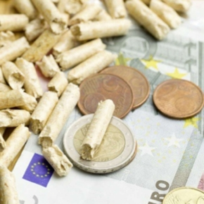 В январе 2021 г. цена на пеллеты в Австрии снизилась на 5,6%