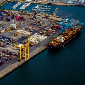 SCA инвестирует €45 млн в развитие шведского порта Тунадаль