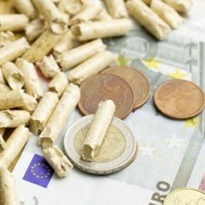 В феврале 2021 г. снизились цены на пеллеты в Германии, несмотря на ощутимые отрицательные температуры
