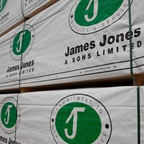 James Jones & Sons приобретает GT Timber