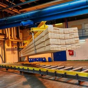 В 2020 г. Segezha Group увеличила производство пиломатериалов на 17%