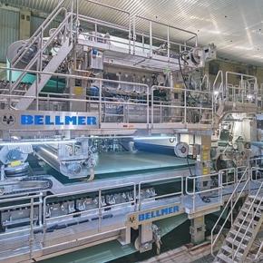 Bellmer поставит новую бумагоделательную машину для Сокольского ЦБК