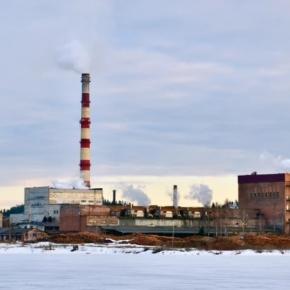 Целлюлозный завод в Питкяранте (Карелия) увеличит производство до 140 тыс. т целлюлозы в год