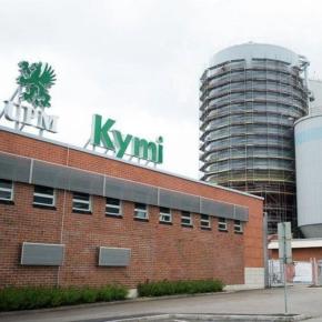 UPM остановила два целлюлозных завода в Финляндии