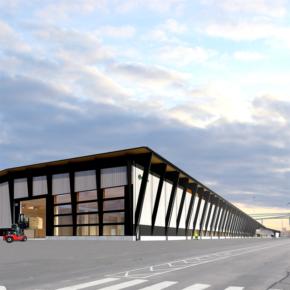 Södra увеличит мощность завода по производству CLT в десять раз