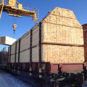 Иркутские лесоэкспортёры испытывают трудности с поставкой продукции в Китай