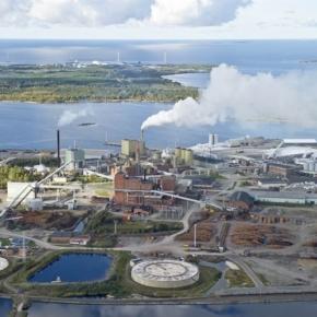 Stora Enso закроет два ЦБК в Швеции и Финляндии