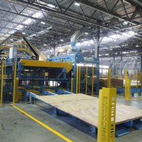ЗАО «Плайтерра» запустило вторую линию производства фанеры в Мордовии