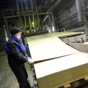 В 1 кв. 2021 г. на рынке древесноволокнистых плит наблюдалосьплавно нарастающее снижение спроса и достижение пиковых цен за последний календарный год