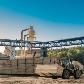 Eacom Timber Corporation инвестирует $8,9 млн в модернизацию лесопильного завода в Канаде