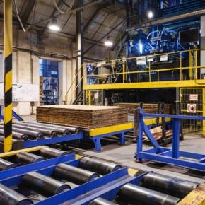 В 1 кв. 2021 г. «Свеза» увеличила производство фанеры на 4%