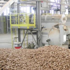 В январе-апреле 2021 г. Россия увеличила производство пеллет на 19,9%