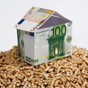 В апреле 2021 г. цена на пеллеты в Австрии снизилась на 4,4%