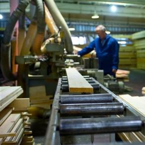 В январе-мае 2021 г. Россия увеличила производство пиломатериалов на 2,6%