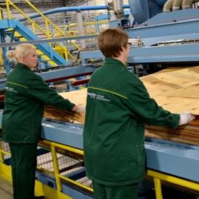 Segezha Group наращивает мощности по производству фанеры