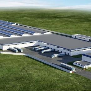 АО «Архбум» запустит первую очередь нового завода в Ульяновске в сентябре 2021 г.