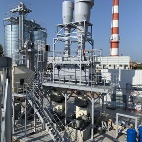 Segezha Group запустит производство пеллет на Сокольском ДОК осенью 2021 г.