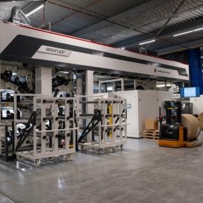 Segezha Group модернизирует оборудование на заводе по производству бумажной упаковкив Нидерландах