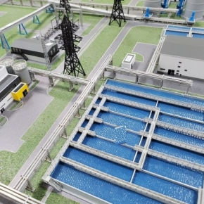 ГК «Кама» начала строительство локальных очистных сооружений стоимостью 1,1 млрд руб.
