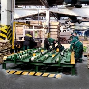 Комбинат «Свеза» в Уральском возобновил работу после планового ремонта