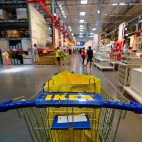 Ikea ожидает дефицита товаров для дома из-за кризиса в цепочке поставок до середины 2022 г.
